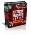 Thumbnail Article Master Series V9 BRANDNEW 200 PLR Articles