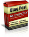 Blog Post Automator Script