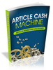 Thumbnail Article Cash Machine + 10 BONUS Your choice ..........