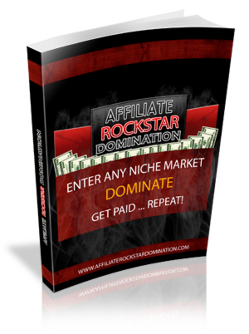 Product picture Affiliate Rockstar Domination Videos