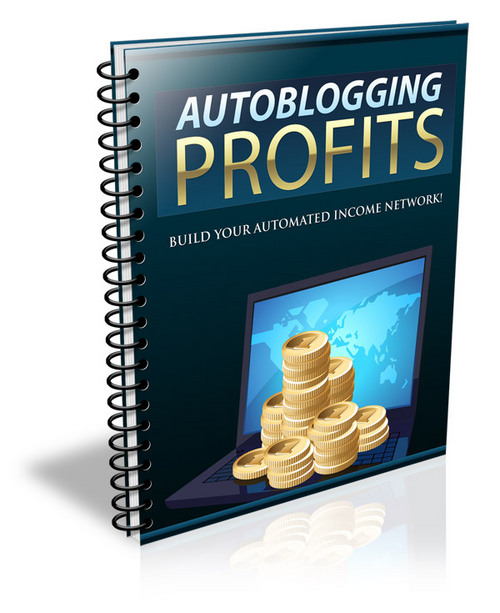 Product picture Autoblogging Profits