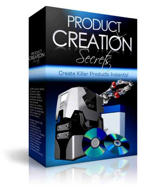 Product picture Product Creation Secrets