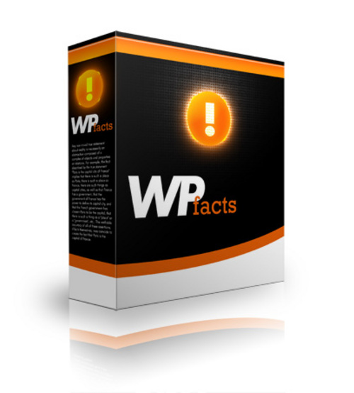 Product picture Word Press Facts Plugin