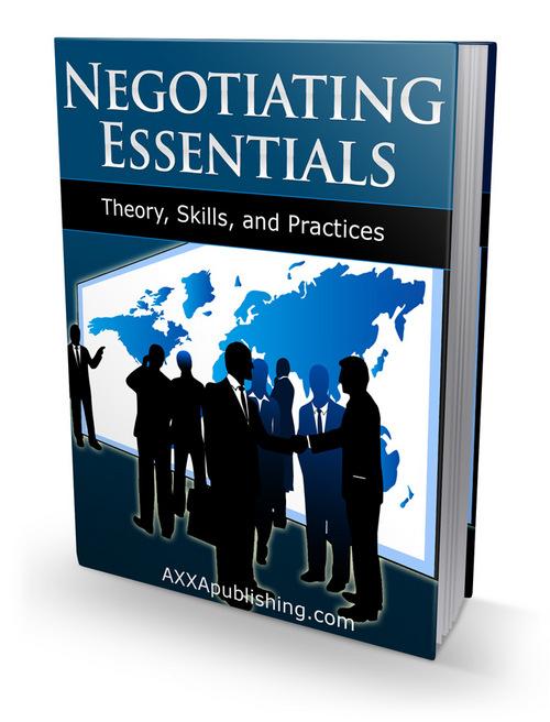 Product picture Negotiating Essentials