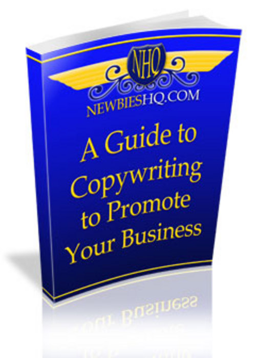 Product picture A Guide to CopyWriting