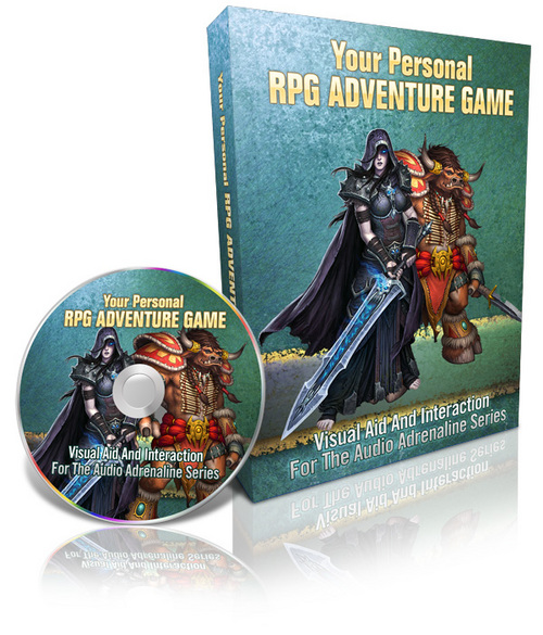 Product picture Your Personal RPG Adventure Game