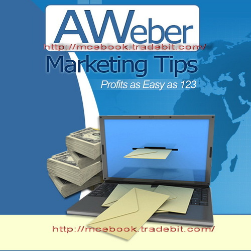 Product picture AWEBER Marketing tips -  How to Set Up an Autoresponder
