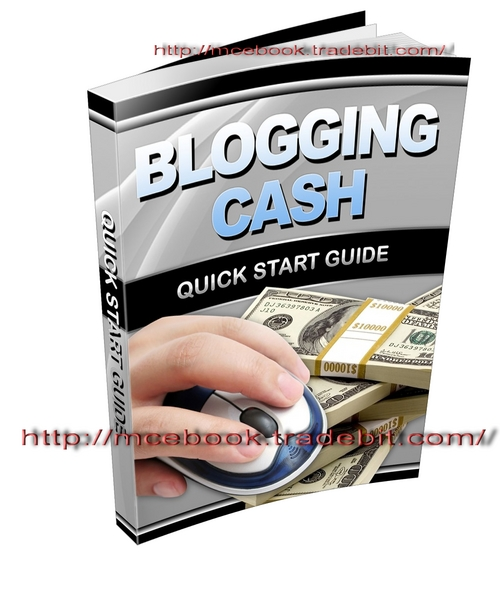Product picture Blogging Cash - simple secrets to Creating A Popular Blog