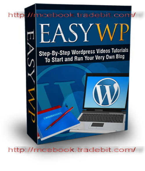Product picture EASY WORDPRESS VIDEOS