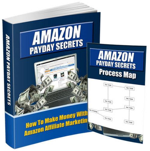 Product picture Amazon Payday Secrets + BONUS Income commander