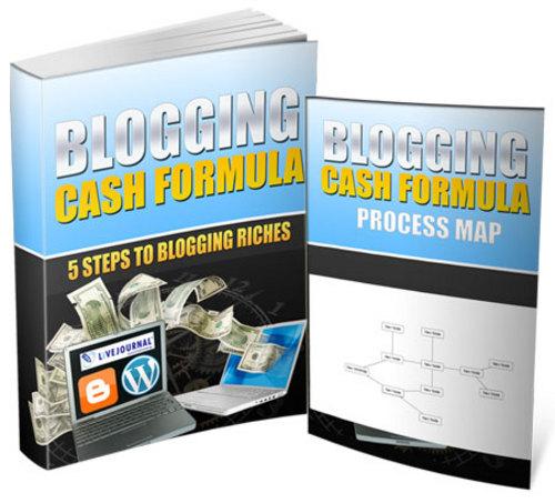 Product picture Blogging Cash Formula  AND AS A BONUS  Income commander