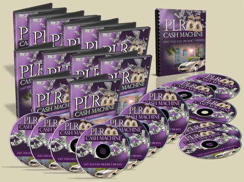 Product picture PLR Cash Machine Video Tutorials - Discover the secrets