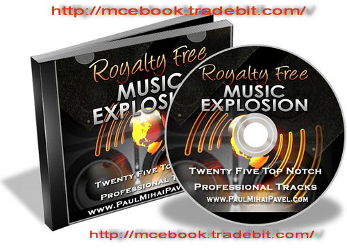 Product picture Royalty Free Music Explosion Pack