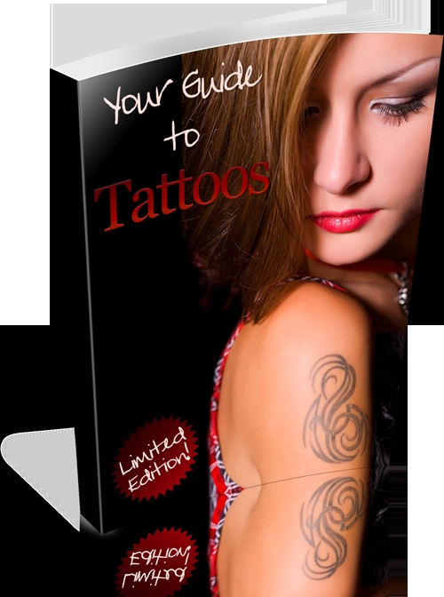 Product picture Your Guide To Tattoos Minisite Package  Basic Resell Rights