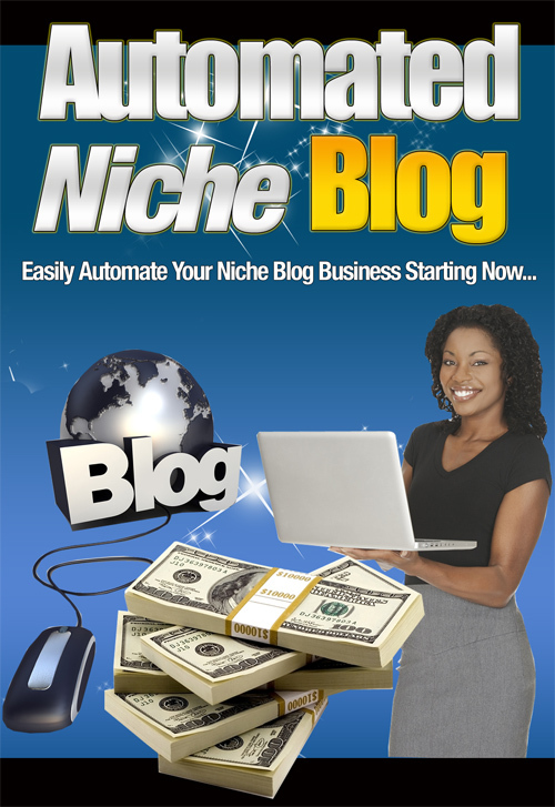 Product picture Automated Niche Blog Video Turorials