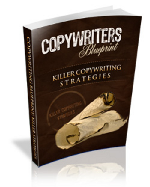 Product picture Copywriters Blueprint