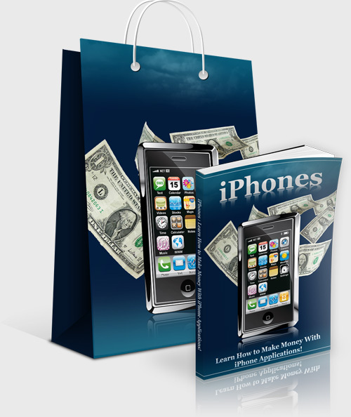 Product picture Discover How To Make Money With iPhone Applications