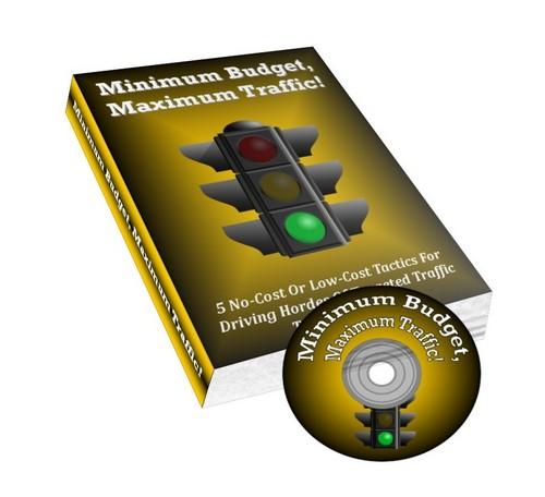 Product picture Minimum Budget, Maximum Traffic