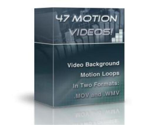 Product picture 47 Motion Video Background Loops