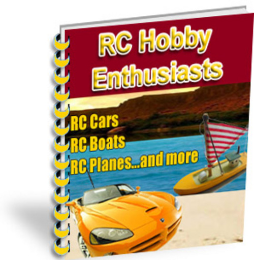 Product picture want to become a RC Hobby Enthusiast ?