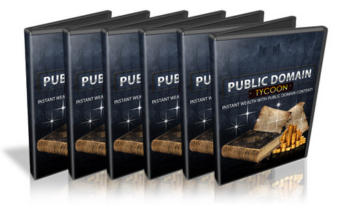 Product picture Public Domain Tycoon
